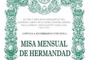 Misa Mensual de Hermandad