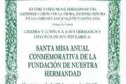 Misa Fundacional Hermandad